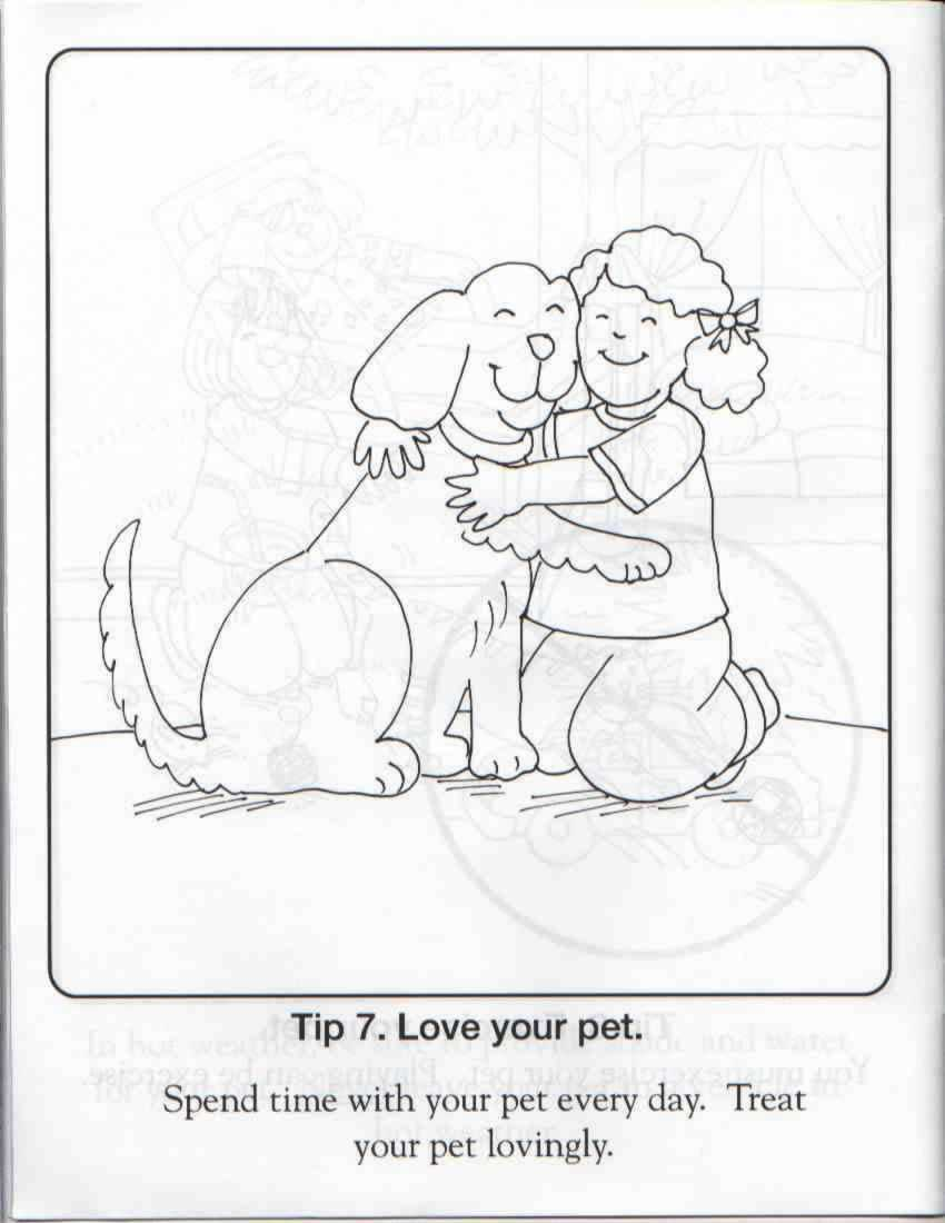 coloring pages animal rescue - photo#4